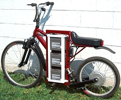 LongRanger electric bike