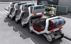 MIT City Cars