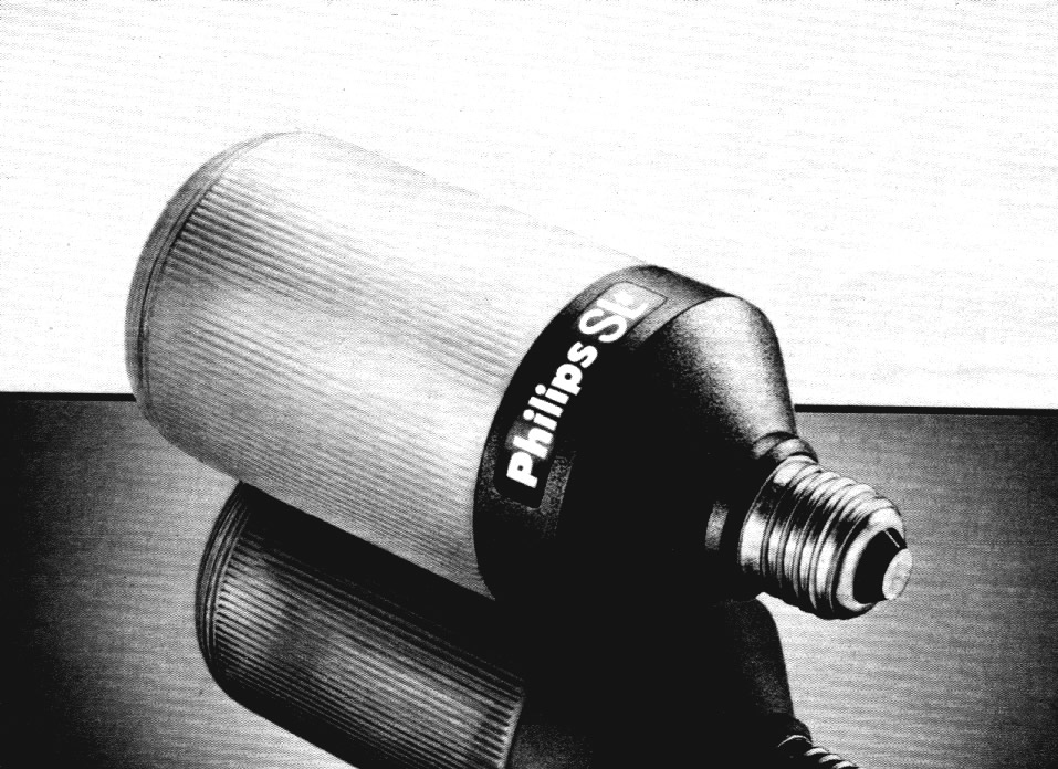 Philips-Sparlampe