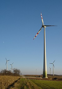 Hollern Windpark