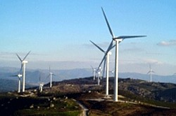 Fafe Windpark