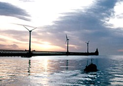 Blyth Harbour Wind Farm